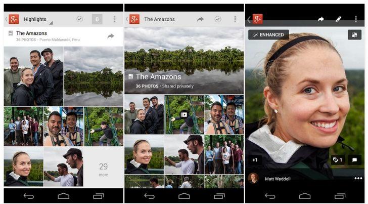 Google Plus 4.0
