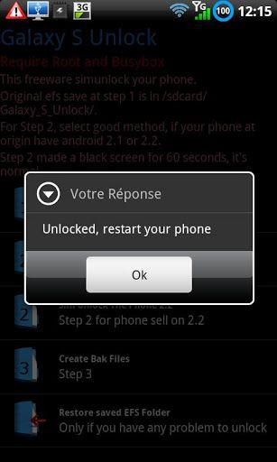 Liberar Samsung Galaxy S2-5