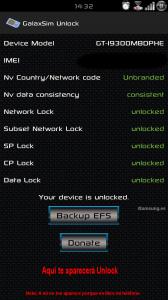 Liberar Samsung Galaxy S3
