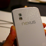 Nexus 4 blanco ahora en video