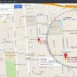 Google Maps más personalizado y con interfaz de Google Now
