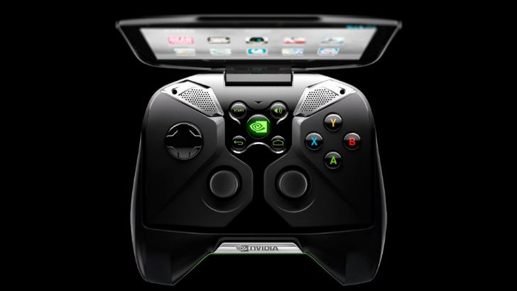 Nvidia Shield Controles