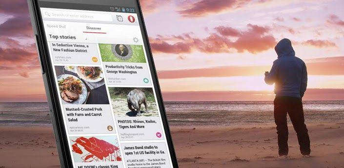 Opera 14 para Android