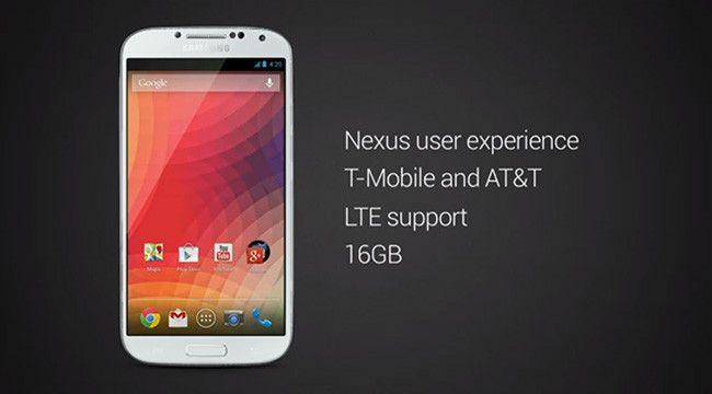Samsung Galaxy S4 Google Edition-2