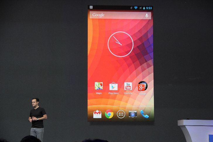 Samsung Galaxy S4 Google Edition-3
