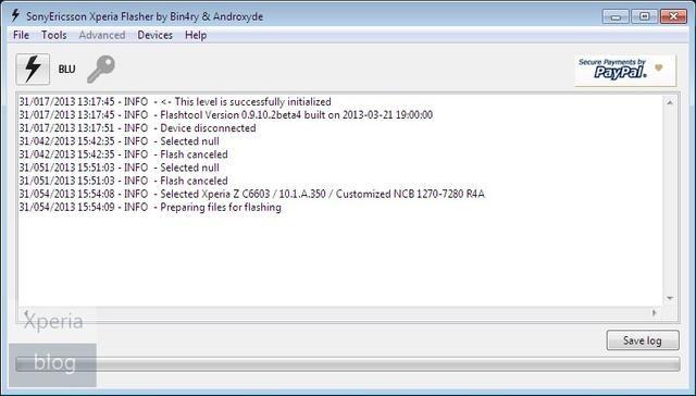 Actualizar Sony Xperia S Jelly Bean 2