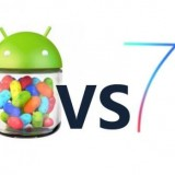 Android 4.2 vs iOS 7-8