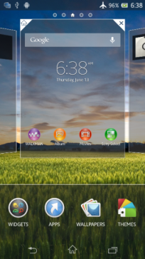 Android 4.2.2 Sony Xperia Z 4