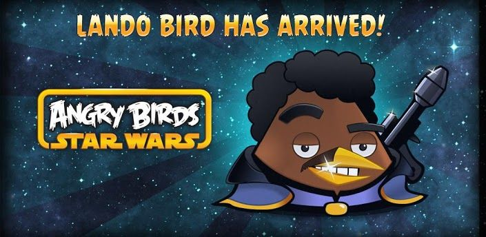 Angry Birds Star Wars Cloud City