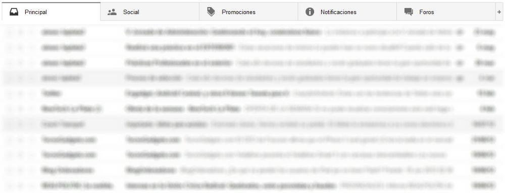 Bandeja de Entrada Gmail-3