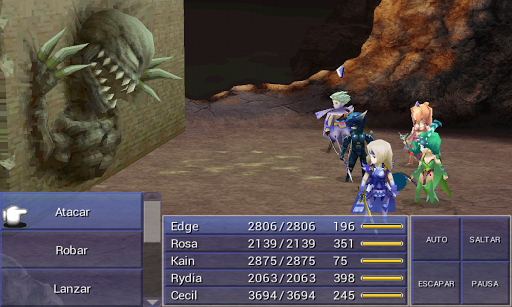 Final Fantasy IV-
