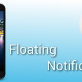 Floating Notifications Android