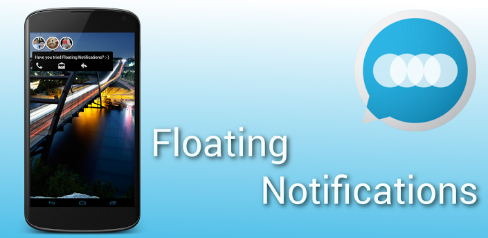 Floating Notifications