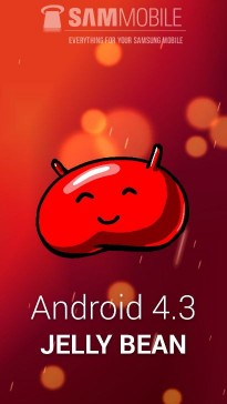 Android 4.3 Galaxy S4-