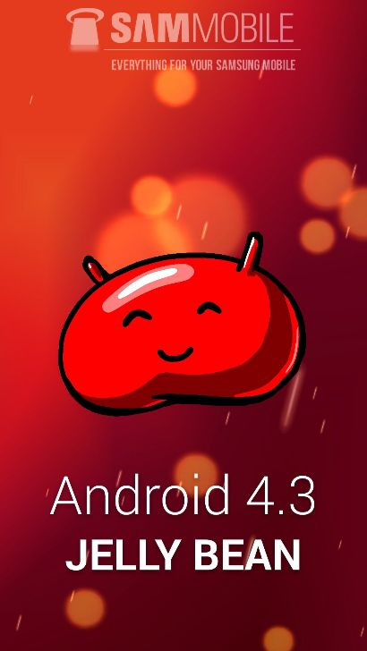 Galaxy S4 Android 4.3-