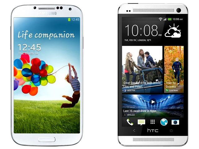 Galaxy S4 Mini vs One Mini-2