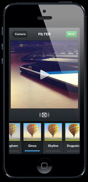Instagram Video-