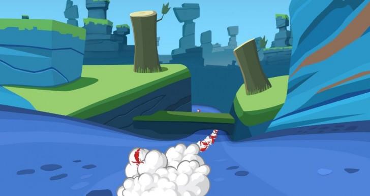 Nuevo Angry Birds Go