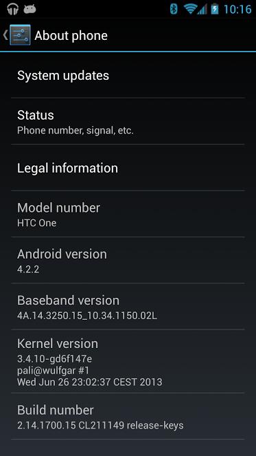 ROM HTC One Google Edition-2