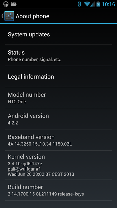 ROM HTC One Google Edition-2