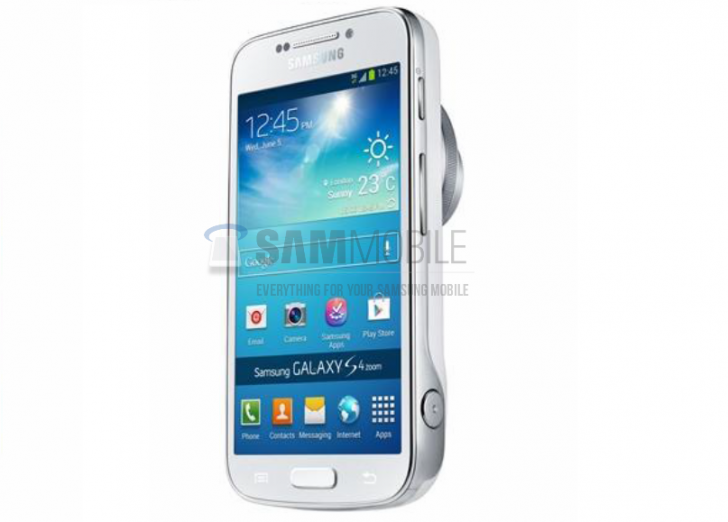 Samsung Galaxy S4 Zoom