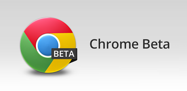 Chrome Beta 29-