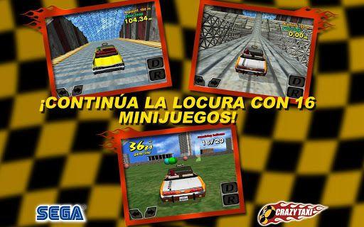 Crazy Taxi-3