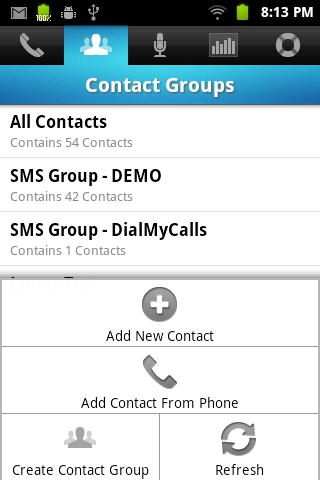 DialMyCalls Voice Broadcasting 1