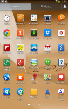 Galaxy Note 8 Android 4.2 (1)