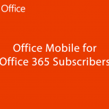 Nuevo Microsoft Office Mobile para Android