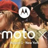 Moto X 1 de Agosto