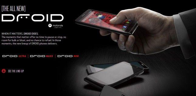 Motorola Droid Mini-2