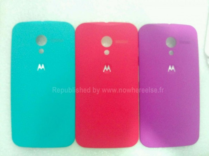 Motorola X Colores
