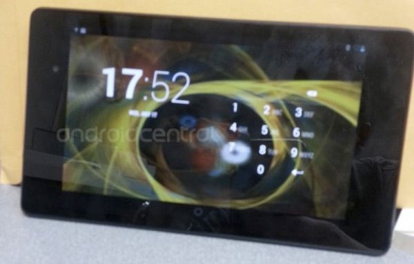 Nexus 7 Second Generation