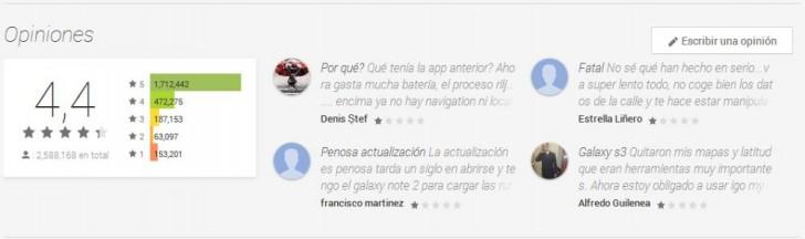 Nuevo Google Play Store