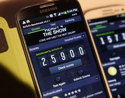 Samsung Galaxy S4 benchmark-2