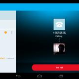 Skype 4.0 para Android, nuevo diseño de Windows Phone