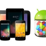 Actualizar Nexus 4, Nexus 7 y Galaxy Nexus a Android 4.3 Jelly Bean