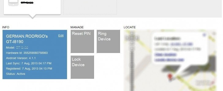 Web de Android Device Manager ya es Oficial