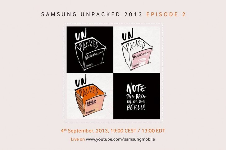 Galaxy Note 3 Unpacked
