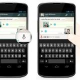 WhatsApp para Android incorpora Mensajes de Voz