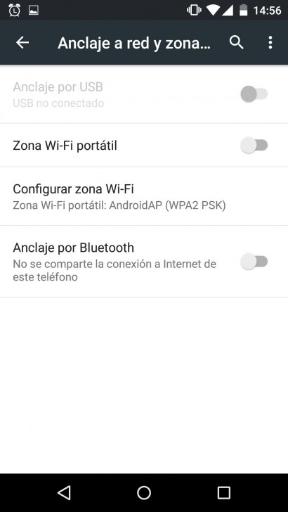 Compartir Wifi de tu Android-2