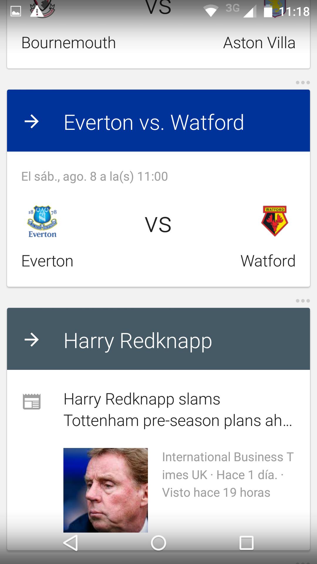 Top 5 mejores apps de noticias de deportes para android for App noticias android
