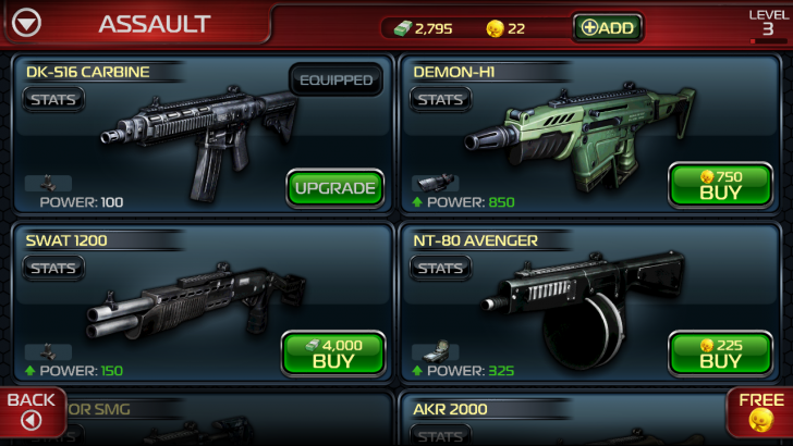 Contract Killer 2 para Android-3