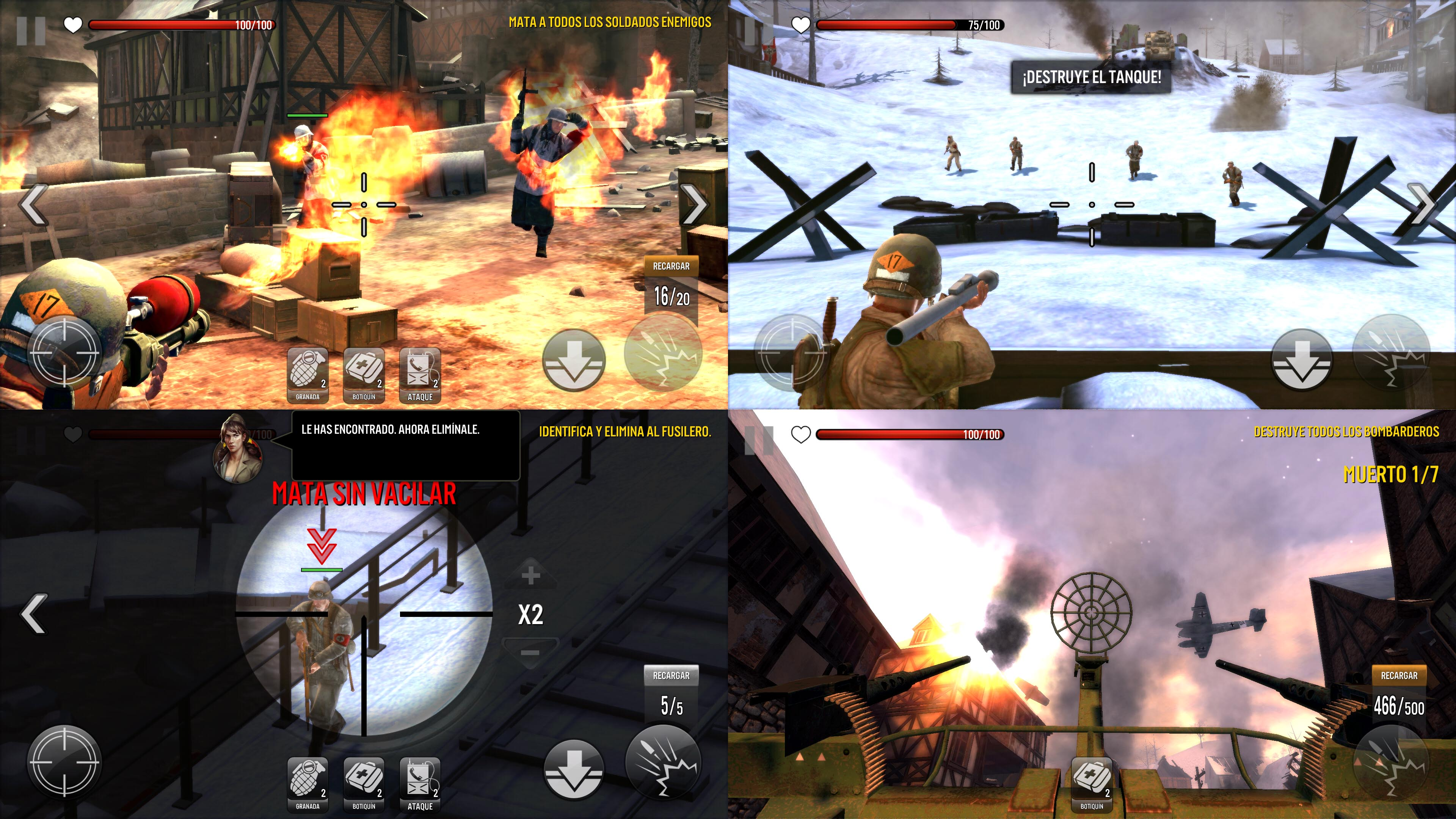 frontline-commando-jugabilidad