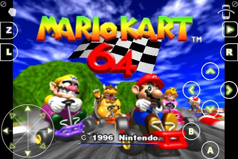 descargar juegos para emulador de n64 para android gratis