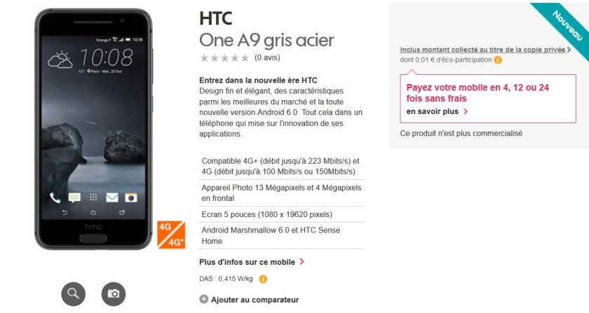 HTC-One-A9-Orange-France-840x447