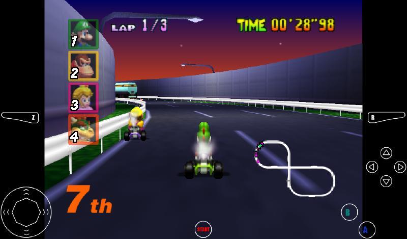 descargar juegos de n64 android
