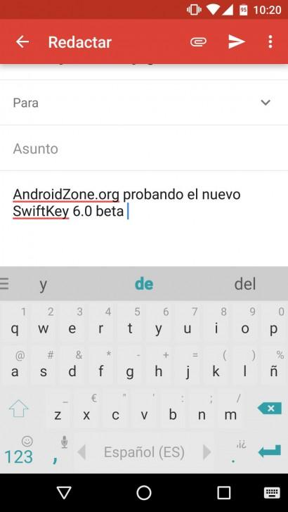 SwiftKey 6.0-