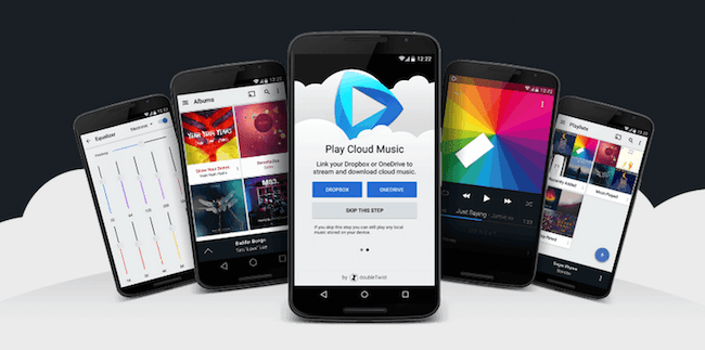 CloudPlayer Reproductores de música para Android